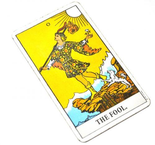 Tarot Fool